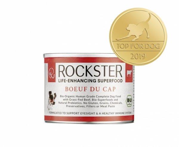 Rockster Boeuf du cap - BIO wołowina 195g