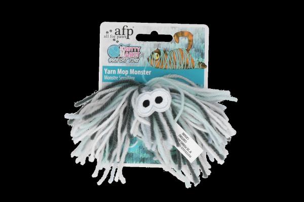 KNOTTY HABIT Zabawka dla kota Mopik