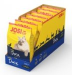JOSERA 3377 JosiCat Crispy Duck 650g