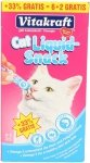 Vitakraft 6835 Cat Liquid Snack 6+2szt łosoś