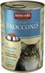 Animonda 83379 Brocconis Kot Ryba i Kurczak 400g