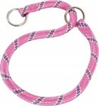 ZOLUX 543766ROS Obroża nylon dławiąca 65cm różowy