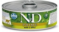 ND Cat 2048 Prime Adult 80g Boar&Apple
