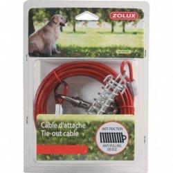 Zolux 520065 Obroża łańcuszkowa 65cm
