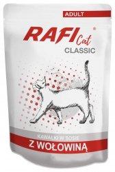 Rafi Classic 3190 saszetka wołowina 85g dla kota