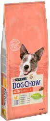 Purina Dog Chow 14kg Adult Active