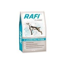 Rafi sucha karma dla psa 10kg z jagnięciną