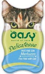 OASY 2306 Delicatesse Pate Dorsz 85g