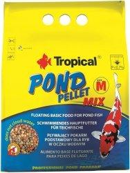 Trop. Pond 41226 Pellet Mix M 10L worek