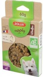 Zolux 482185 MOOKY BIO Woofies Puppy z mlekiem 60g