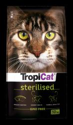 TropiCat 55124 Premium Sterilised 400g