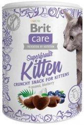Brit Care Cat Snack Super Fruits Kitten 100g