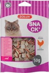Zolux 582152 Przysmak kota kanapka kurczak 50g