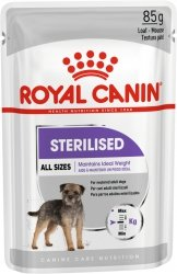 Royal 270320 CCN Dog Sterilised pasztet sasze 85g