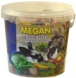 Megan ME14 exclusive dla gryzoni 1 l/370g -koktail