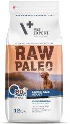 Raw Paleo Vet 1897 Adult Large Turkey 12kg