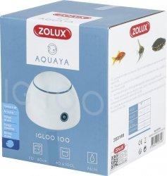 Zolux 320750 Aquaya Igloo 100 biały napowietrzacz