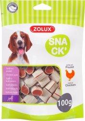 Zolux 482786 Sushi dla psa z kurczakiem 100g