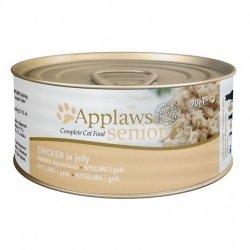 Applaws 1042 Senior Kurczak 70g puszka galaretce