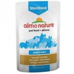 Almo 5291 Kot Functional Sterilised kurczak 70g