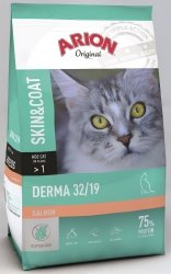Arion 8575 Cat Original Derma 32/19 - 7,5kg