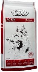 Abart 7137 sucha dla psa 15kg Activ 30%meat wołowi