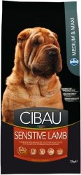Cibau Dog 1044 Sensitive Lamb Medium / Maxi 12kg