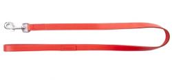 Soco Smycz SP20120 skóra prosta 20x120 czerwona
