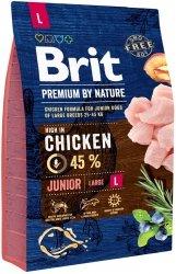 Brit Premium By Nature L Junior 15kg