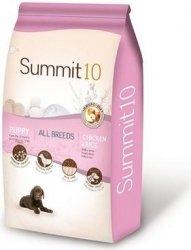 Summit10 Puppy 15kg Chicken & Rice 30/19