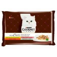 Gourmet A'la Carte 4x85g multipack