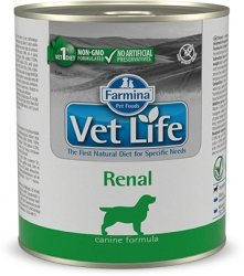 Vet Life Dog 2826 Natural Diet 300g Renal