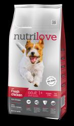 Nutrilove Dog 11475 Adult S 8kg kurczak