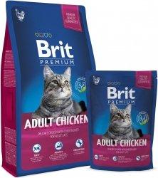 Brit Premium Cat Chicken 300g