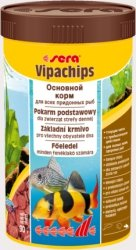 Sera 00515 Vipachips 250ml chipsy tonace