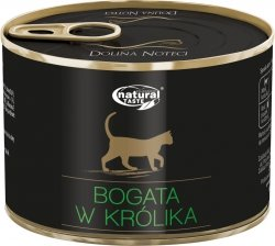 Natural Taste Cat 9817 Bogate w królika 185g
