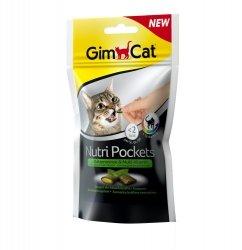 GimCat 400723 Nutri Pock 60g Miętka Multivit