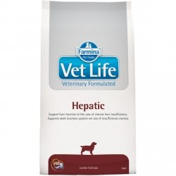 Vet Life Dog 0368 2kg Hepatic
