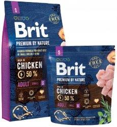 Brit Premium By Nature S Adult 1kg