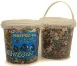 Megan ME54 Pokarm dla Szczurka 1 l/475g