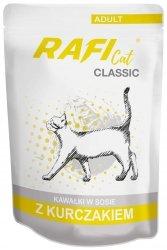 Rafi Classic 3329 saszetka z kurczak 85g dla kota
