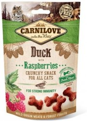 Carnilove Cat Snack 7199 Fresh Crunchy Duck 50g