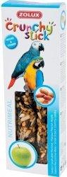 Zolux 137118 Crunchy Stick papuga orzech/jab 115g