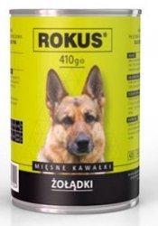 Rokus Dog 410g Żołądki