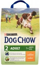 Purina Dog Chow 2,5kg Adult Chicken