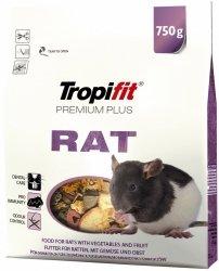 Trop. 50452 Tropifit Rat Premium Plus 750g