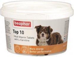 Beaphar 12542 TOP 10 180szt-witaminy dla psa