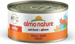Almo 9019H HFC Natural Cat tuńczyk kalmary 70g