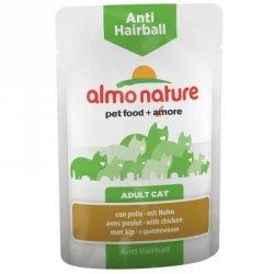 Almo 5293 Functional Anti-Hairball z kurczak 70g