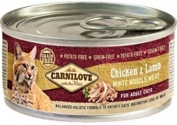 Carnilove Cat 8936 100g Adult Chicken Lamb